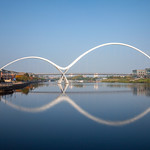 Infinity Bridge, Stockton-on-Tees, 4-10-2015 (IMG_0502) 4k