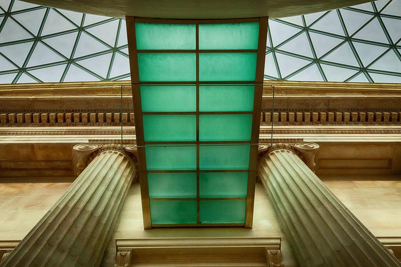 British Museum, 10-10-2015 (IMG_1073) HDR Efex Pro 2 - Deep 1 4k