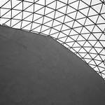 British Museum, 10-10-2015 (IMG_1022) B&W 4k
