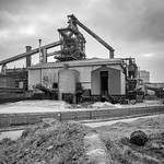 Redcar Steel Works, 4-10-2015 (IMG_0721) Nik SEP2 - Full Contrast - 4k