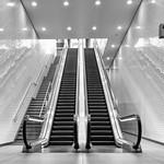 King's Cross St. Pancras Escalator