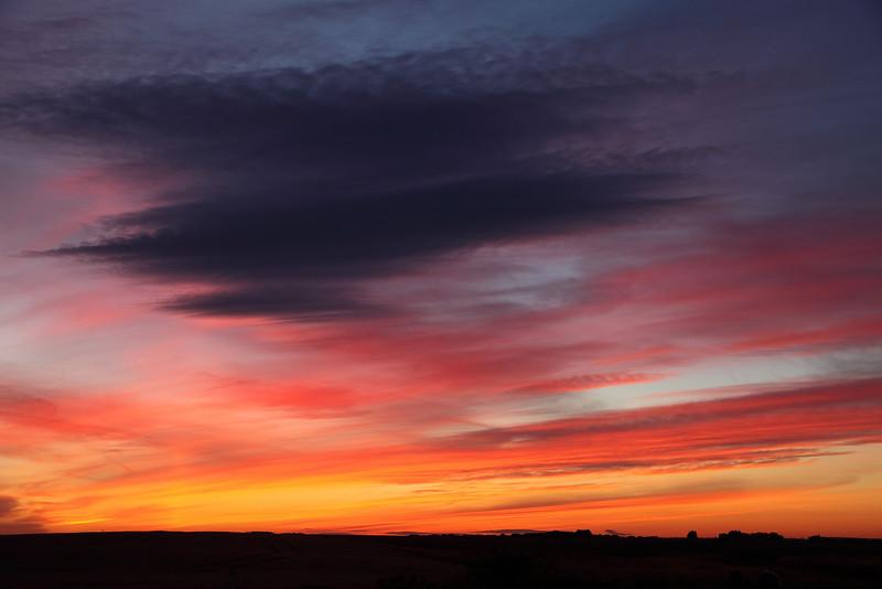 Ulrome Sunset Sky