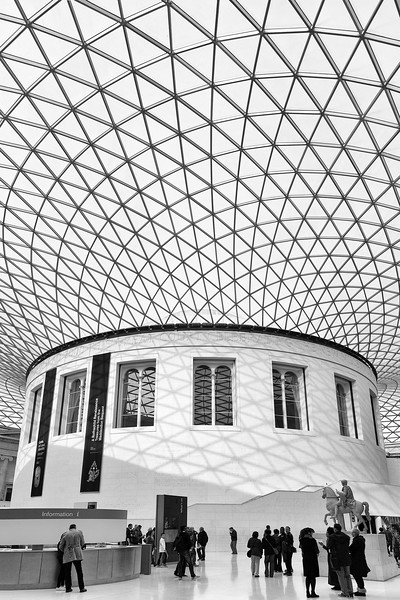 British Museum, 10-10-2015 (IMG_1016) Nik SEP2 - Fine Art - 4k