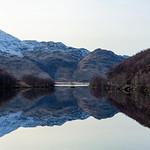 Loch Eilt near Ranochan - Creag Dhearg