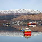 Fort WIlliam Ferry & Loch Linnh