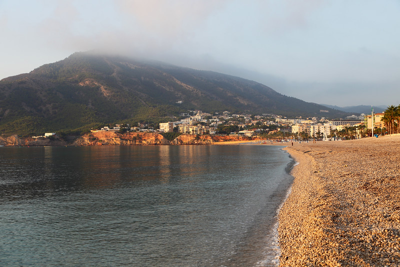 Albir and Playa Benidorm