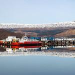Fort William - Loch Linnhe Pier & Loch Scavaig