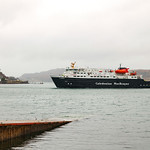Clansman at Oban