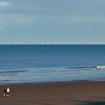 Ulrome Beach (Westermost Rough Wind Farm)