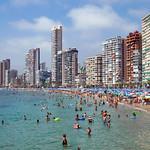Benidorm - Playa de Levante