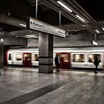 Kings Cross St Pancras Underground (Circle - H&C - Metropolitan Line)