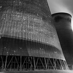 Ferrybridge Power Station Cooling Towers