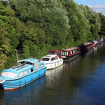 Grand Union Canal Boats, Hatton