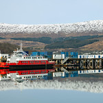 Loch Scavaig at Fort William (Loch Linnhe Pier)