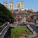 Lendel Bridge & York Minster