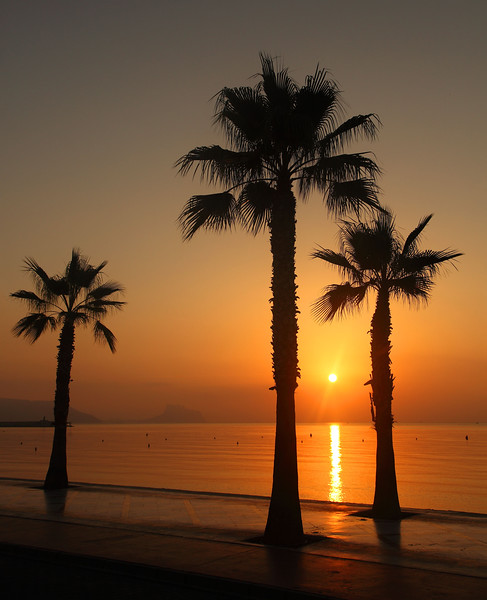 Altea Sunrise, 07:38
