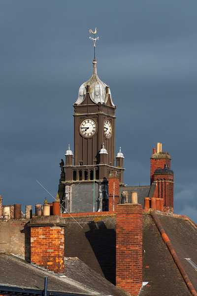 York Court House Clock Tower