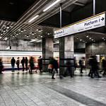 Kings Cross St Pancras Underground (Circle-Metropolitan-H&C Lines), 16-1-2016 (IMG_9435) Nik CEP4 - Bleach Bypass High Contrast 4k