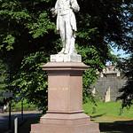 George Leeman Statue, York