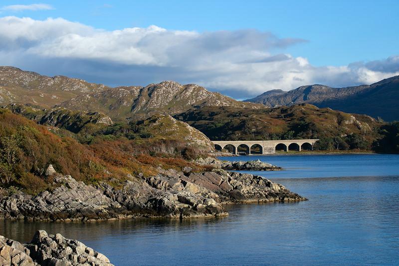 Loch nan Uamh Viaduct, 1-10-2016 (IMG_4014) Max
