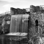 Newstead Abbey Waterfall