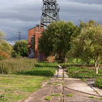 Barnsley Main Colliery Headstocks