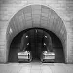 Southwark Underground Station (Middle Entrance)