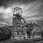 Barnsley Main Colliery Headstocks