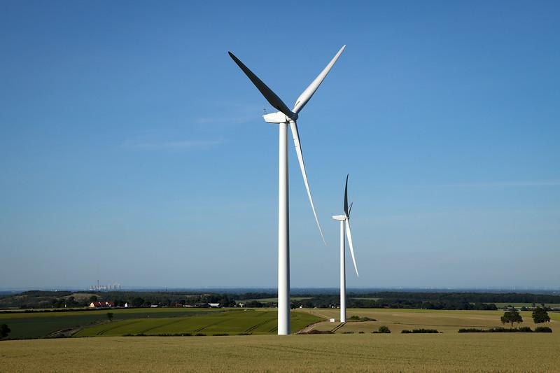 Marr Wind Turbines
