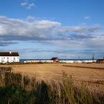 Ulrome - Coastguard Cottages & Galleon Beach Fish Shop, 1-9-2019 (IMG_1827) 4k
