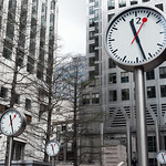 Canary Wharf Clock, 13-4-2019 (IMG_5595) 4k