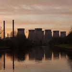 Ferrybridge Power Station Chimneys