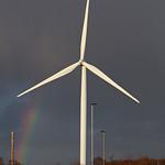 Park Spring Wind Farm Turbine