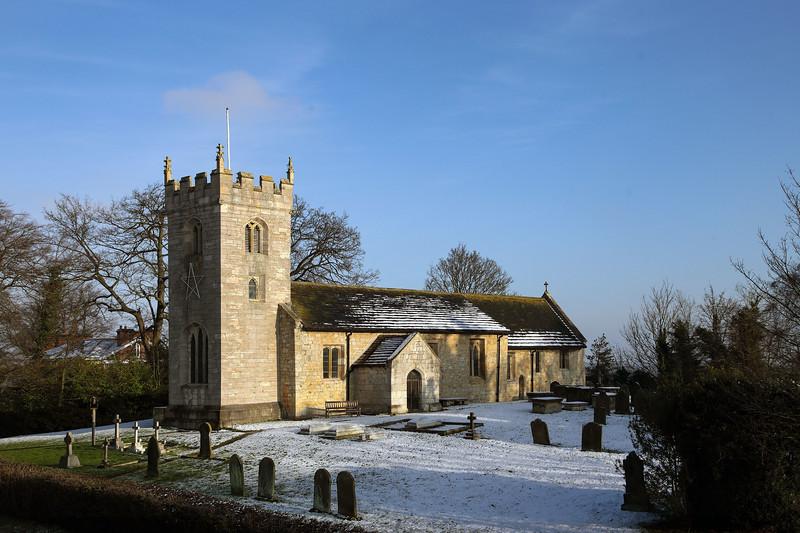 Wighill All Saints Church