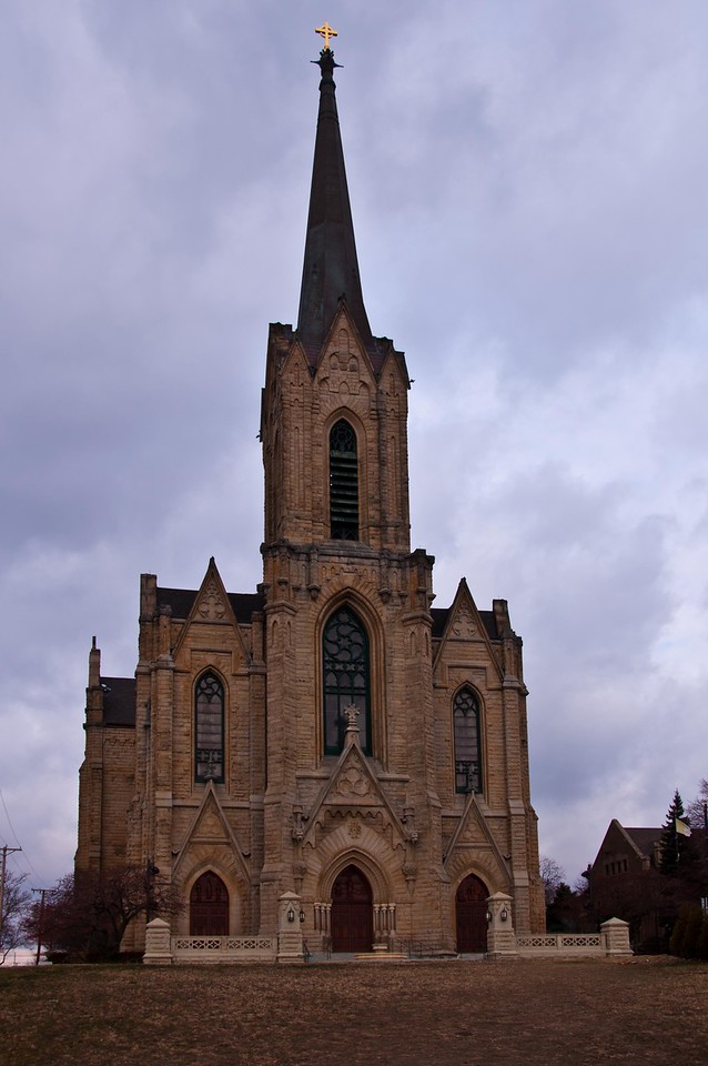 The Historical Church of Saint Patrick