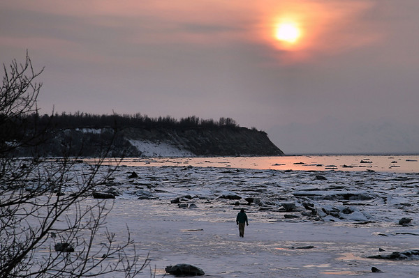 Tony Knowles Coastal Trail - Through the Seasons