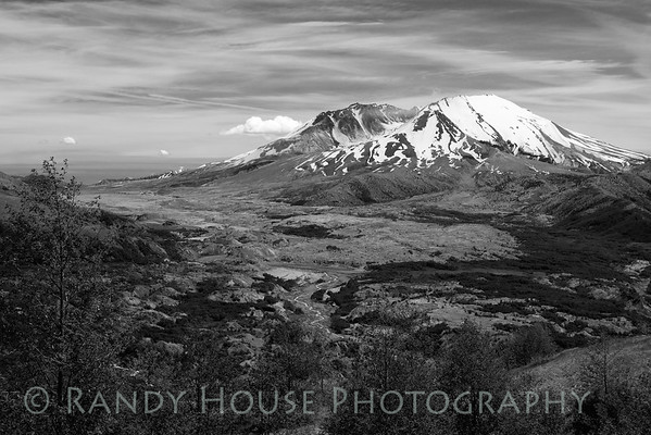 Mt. St. Helens - 30 years later