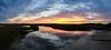 Sunset on Preserve