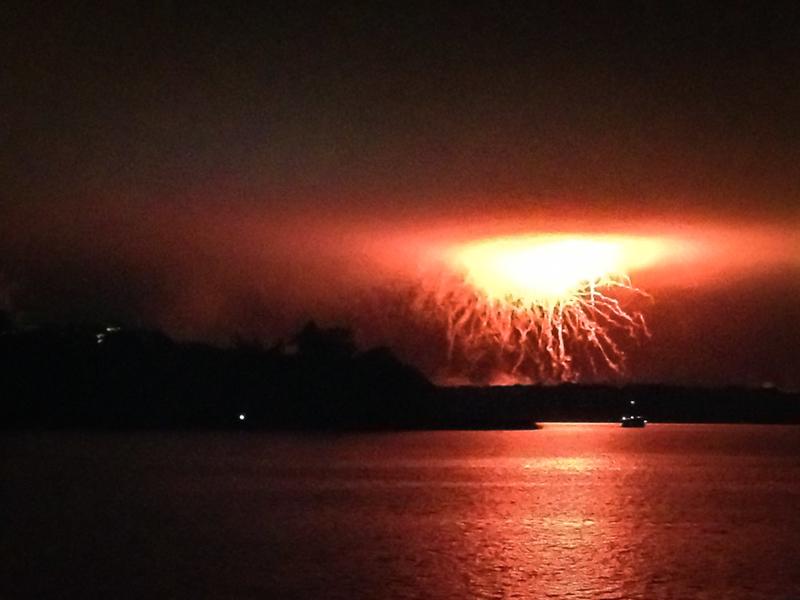 Fireworks Invasion