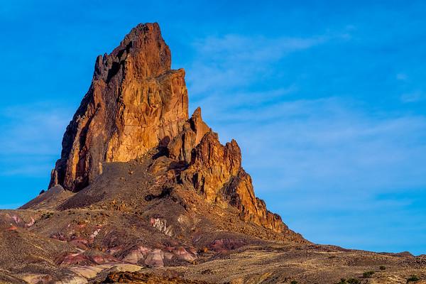 Agathia Peak Profile 2