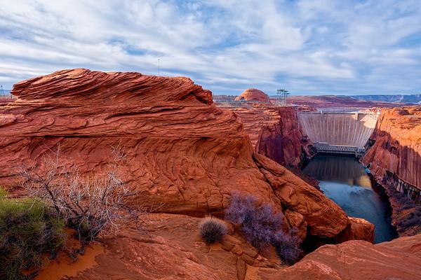 Stone Dunes Glen Canyon