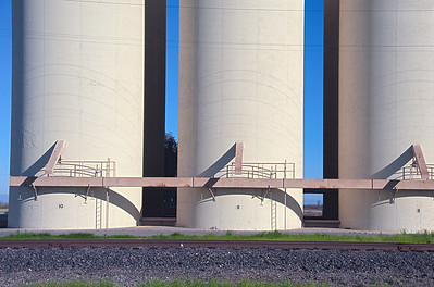Silo Storage and Rail