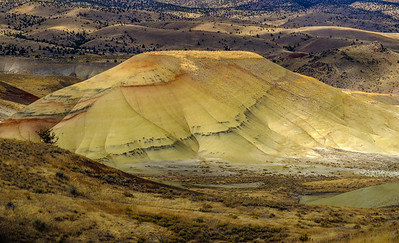Painted Hills Ochres
