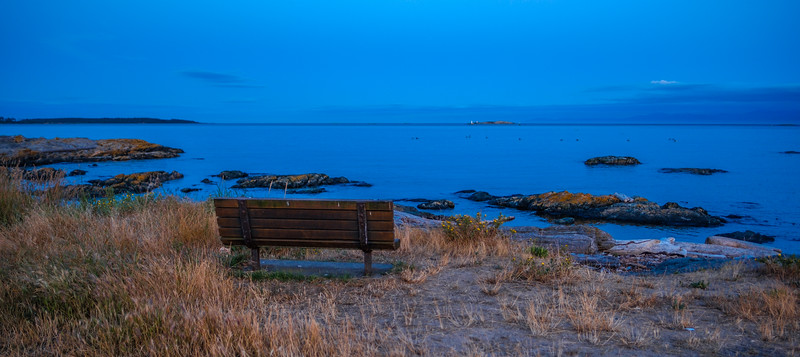 Cattle Point Bench