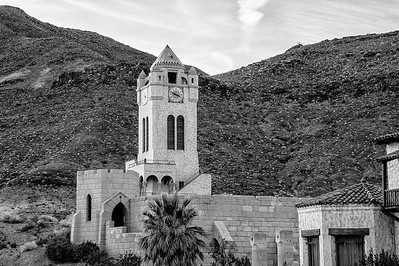 Scotty's Castle Death Valley