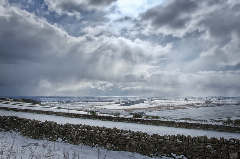 County Durham, winter edition