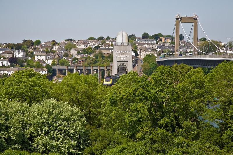 Brunel Bridge in Plymouth