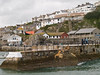 Mevagissey<br /> Taken across the outer harbour breakwater towards the northern outer breakwater.