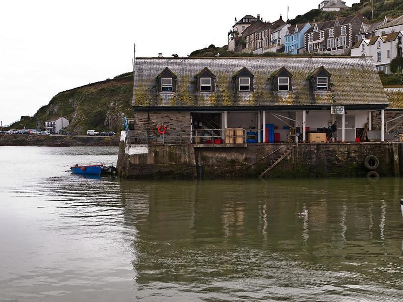 Fish Landing Dock