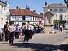 26 June 2011. Orange day parade on the High Street. Copyright Peter Drury 2011